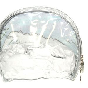 Benefit Bags - 5/$25 Benefit Clear Vinyl Travel Cosmetic Bag